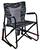 GCI Outdoor Freestyle Rocker Chair-Mossy Oak