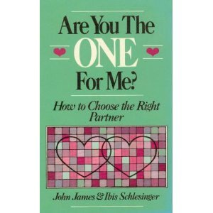 Are You the One for Me: How to Choose the Right Partner 0201145812 Book Cover