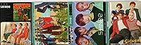 韓国 K-POP ☆SHINee シャイニー☆ 4つ折りメモ帳 Y-183