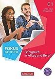 C1. Erfolgreich in alltag und beruf. Libro curso y ejercicios: Erfolgreich in Alltag und Beruf - Kurs- und Ubungbuch C1 + Pag