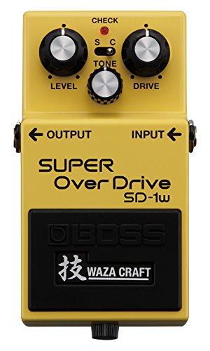 Boss - Sd 1w waza craft