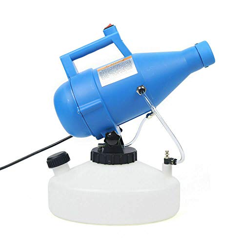 LYNICESHOP Electric ULV Sprayer, Portable Ultra-Low Capacity Fogger ULV Sprayer Mosquito Killer for Garden, Home, Hotel and Other Public Places