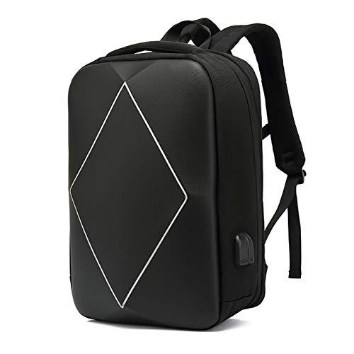 Anno 21 pulgadas de los hombres de la computadora portátil de negocios USB carga universidad bolsa de viaje mochila
