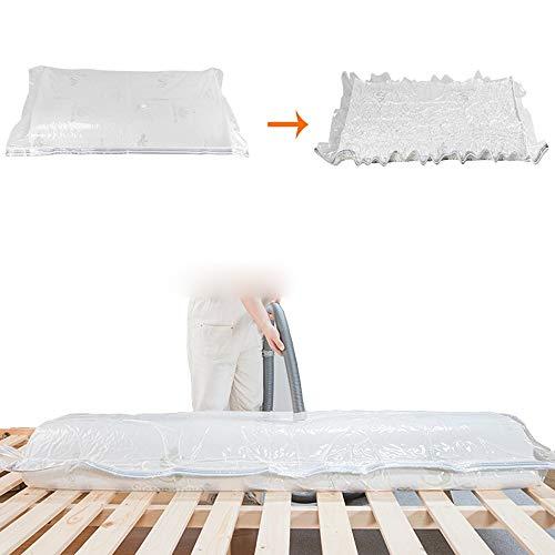 Bqy Vakuum Aufbewahrungsbeutel für Kleidung, Latex-Matratze-Speicher-Beutel, Vakuum-Kompressionssack, übergroße Matratze Aufbewahrungstasche, Sofakissen, Verpackung Vakuumbeutel (Size : 100 * 220cm)