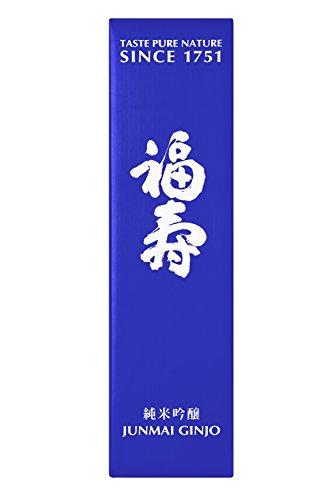 神戸酒心館福寿純米吟醸化粧箱入り[日本酒兵庫県720ml]