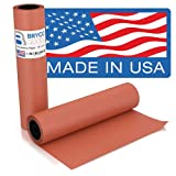 Pink Butcher Paper Roll - 18 Inch x 175 Feet (2100 Inch) - Food Grade Peach Wrapping Paper for Smoking Meat of all Varieties - Made in USA