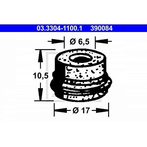 ATE 03.3304-1100.1 Stopfen, Bremsflüssigkeitsbehälter
