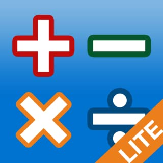 AB Math lite - fun games for kids and grownups : addition, multiplication, times tables