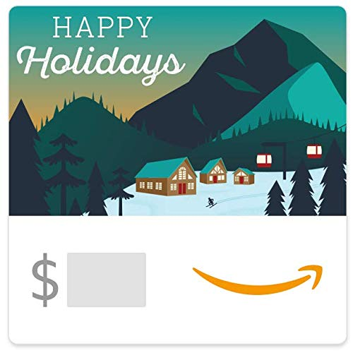 Amazon eGift Card - Holiday Mountain