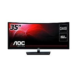 AOC C3583FQ/BS 88,9 cm (35 Zoll) MVA-Monitor Vergleich