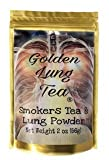 Smokers Tea & Lung Powder