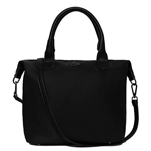 WOOLRICH Borsa tote W'S Ann Small Tote Bag Donna Black ONE