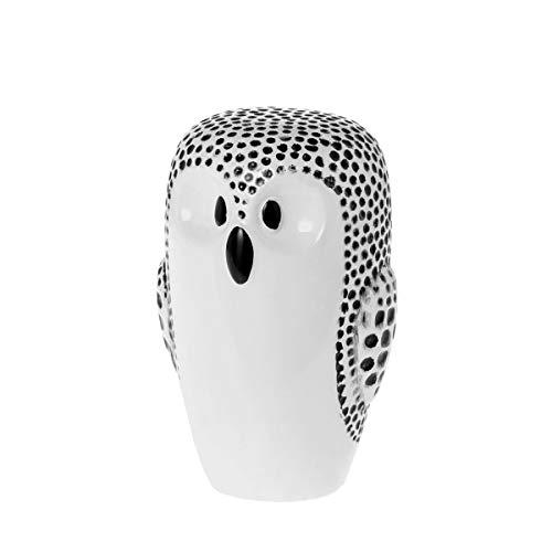 Riverdale – Spaarpot Owl wit 16cm