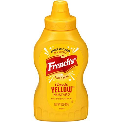 French's Yellow Mustard 8oz (227g)