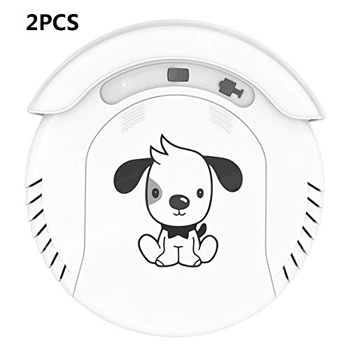 Review ZUKN Intelligent Household Robot Vacuum Cleaner Multifunctional Wireless Rechargeable 1000 PA...
