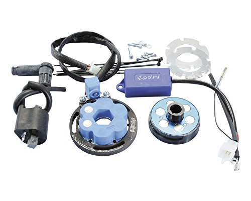 ACCENSIONE POLINI Digital per PEUGOT XPS, XR6, Yamaha DT 50, TZR 50