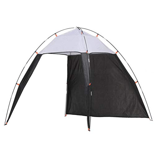 Asolym Pop Up Beach Tent Outdoors Canopy Beach Shelter Sun Shade Tent Beach Tent Sun Shelter Pop Up for Fishing Camping Travel