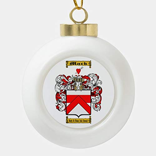 Dom576son Christmas Ball Ornaments, Mack Ceramic Ball Christmas Ornament, Shatterproof Christmas Decorations Tree Balls for Holiday Wedding Party Decoration