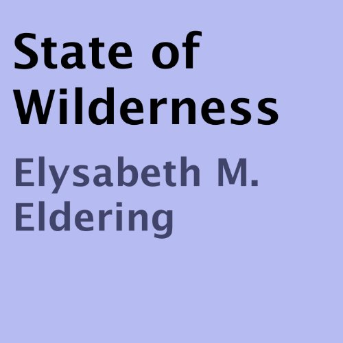 State of Wilderness  By  cover art