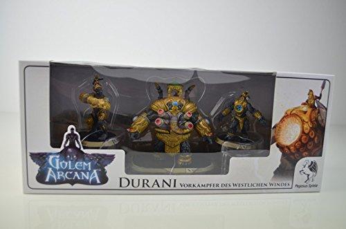 Pegasus Spiele 58006G - Golem Arcana Durani- Plünderer des verfluchten Landes