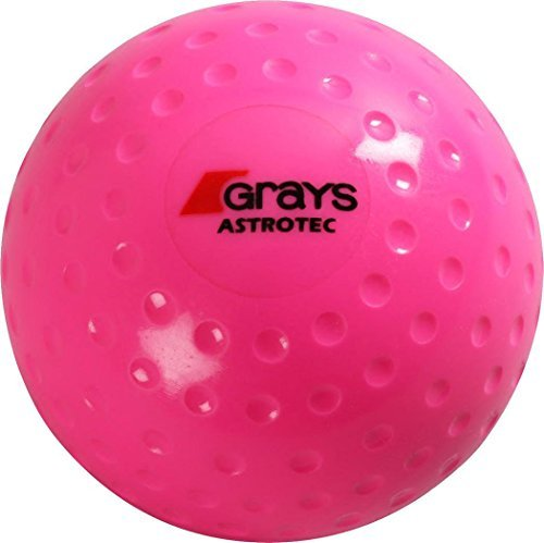 Grays Hockey Sport Matchplay Pvc Gekräuselter Astrotec Ball Fluoro Pink 5. 5 Oz