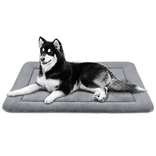 JoicyCo Dog Bed Crate Pad Mat 36/42/47 in...