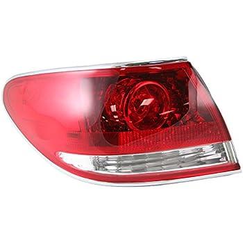 Amazon Com Rear Brake Light Taillight Lamp Left Hand Lh Driver Side For 04 06 Lexus Es330 Automotive