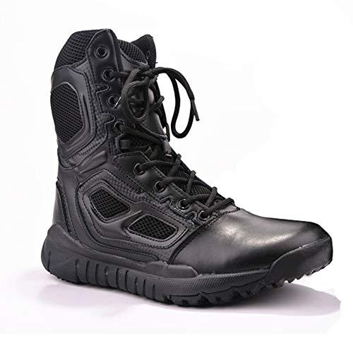 shoes MäNner Frauen FrüHling Sommer Ultraleichte Atmungsaktive Taktische Stiefel Desert Boots, Outdoor-Reisen Wanderschuhe Rettungsstiefel, Kampftraining MilitäRstiefel Werkzeug Stiefel