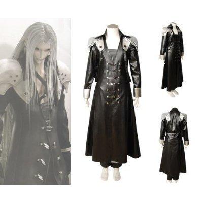Final Fantasy FF VII 7 Sephiroth Cosplay Kostüm