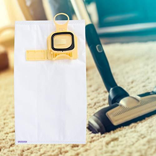 Bolsa de polvo ligera Aspiradora de repuesto Bolsa de polvo Bolsa de succión de suciedad para el dormitorio de casa