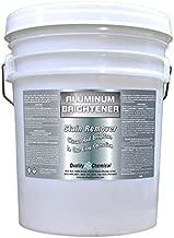 Aluminum Cleaner & Brightener & Restorer-5 Gallon Pail