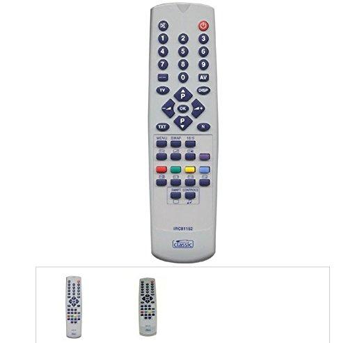 BEKO - TÉLÉCOMMANDE POUR TV DVD SAT BEKO