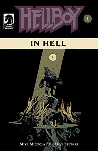Hellboy in Hell #1 (English Edition)