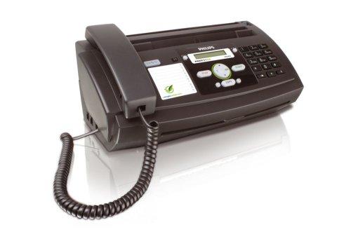 Philips 288135486 - Aparato de fax, Negro (Importado)