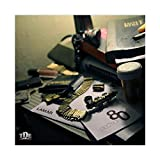 Kendrick Lamar -Section.80- Album Cover Rap Star Poster Canvas Poster Wall Art Decor Print Picture Paintings for Living Room Bedroom Decoration Unframe:12×12inch(30×30cm)