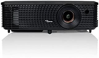 Optoma H114 Video - Proyector (3400 lúmenes ANSI, DLP, WXGA (1280x800), 16:10, 682,5 - 8039,1 mm (26.9 - 316.5