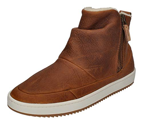 Hub Ridge L30 Merlins Leather Cognac Off White Dark Gum 39
