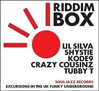 Riddim Box: Soul Jazz Records Presents [12 inch Analog]
