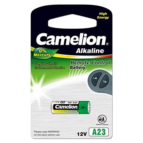 Pila Camelion Modelo A23, 12V, Alkaline