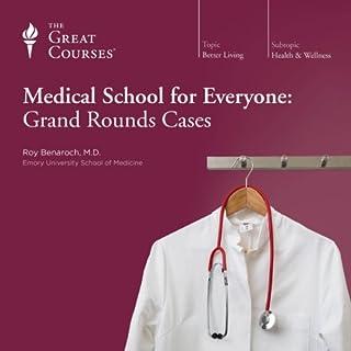Medical School for Everyone audiobook cover art