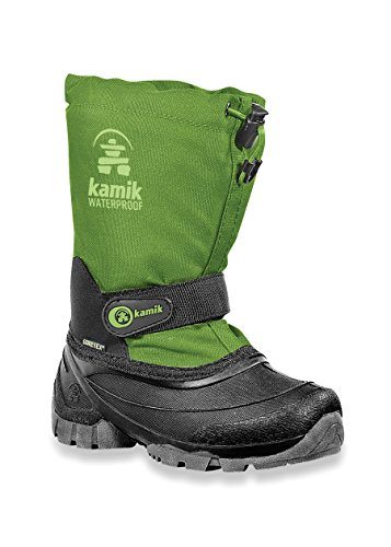 Kamik Waterbug 5G, 25 Kinder, Green GRN