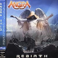 Rebirth by Angra (2001-12-11)