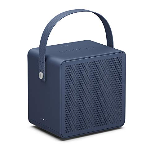 Marshall Urbanears Ralis Enceinte Portable Bluetooth Étanche IPX2 - Bleu Ardoise (EU) One Size