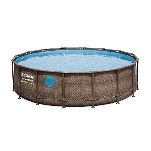 Bestway 56710| Power Steel Swim Vista - Piscina...