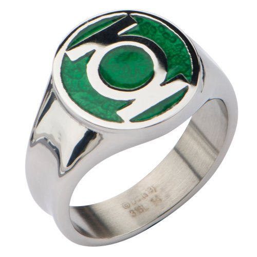 DC Comics Ring Green Lantern Size 10 Sales Rings