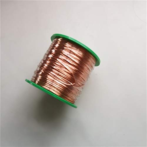 Xinanlongjb ZZB-Metals, 1kg / Rollo Alambre de Cobre esmaltado 0.04mm 0.2mm 0.3mm...