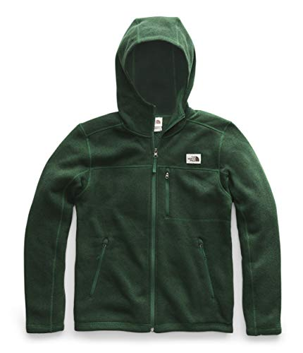 The North Face Gordon Lyons - Felpa con cappuccio da uomo, colore: verde notte, taglia 2XL