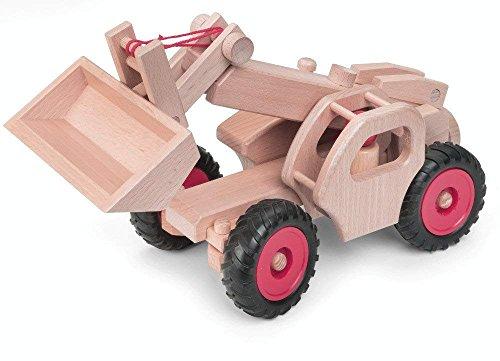 Fagus 10.80 Madera vehículo de juguete - Vehículos de juguete (Madera, Marrón, 29 cm)