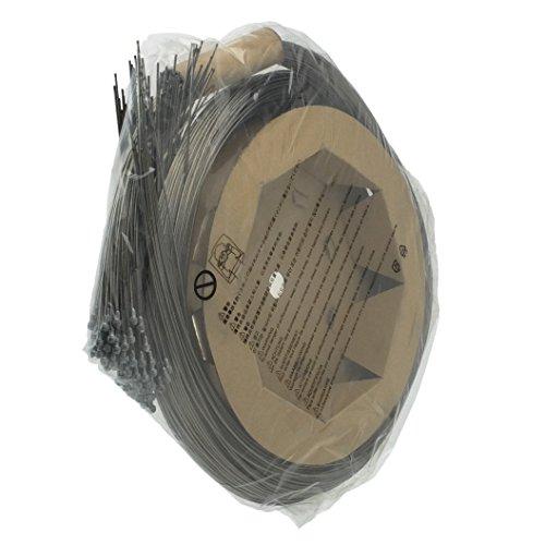 SHIMANO Y-80098561 Bremszüge & -hüllen & -führungen, Schwarz, 1.6 mm