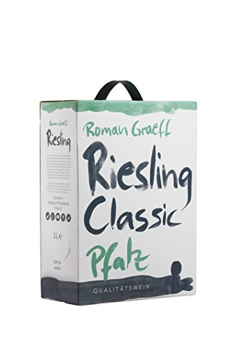 Roman Graeff Classis Riesling Halbtrocken (1 x 3 l)